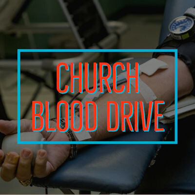 Special Blood Drive