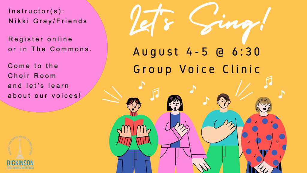 Group Voice Clinic